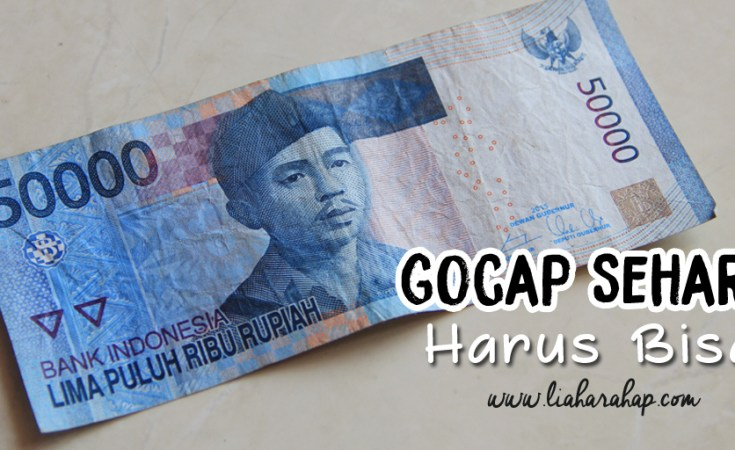 Gocap Sehari Social Movement