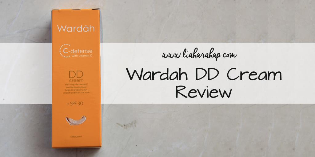 Pengalaman Pertama Mencoba Wardah DD Cream