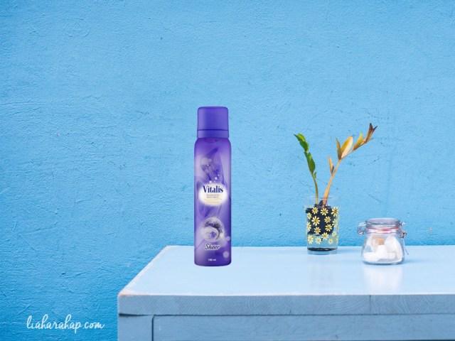 Vitalis Body Spray