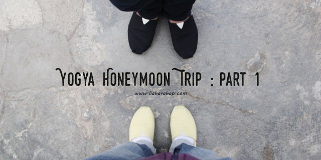 Yogya-Honeymoon-Trip
