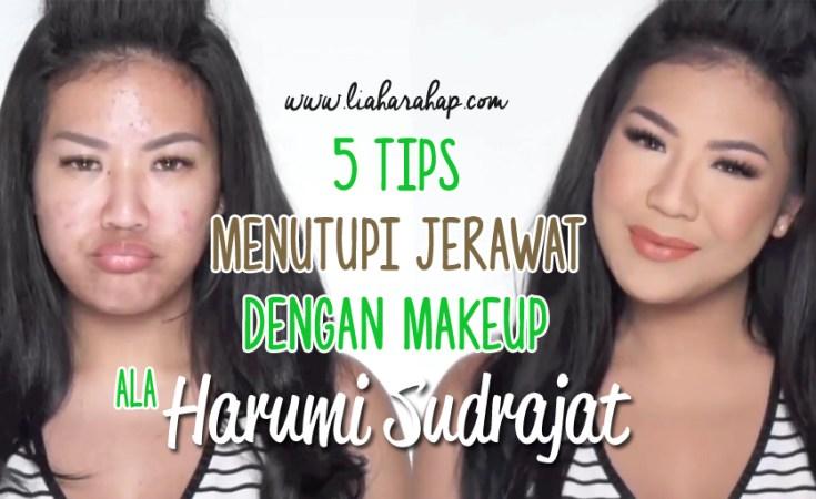 Cara Menutupi Jerawat Dengan Make Up