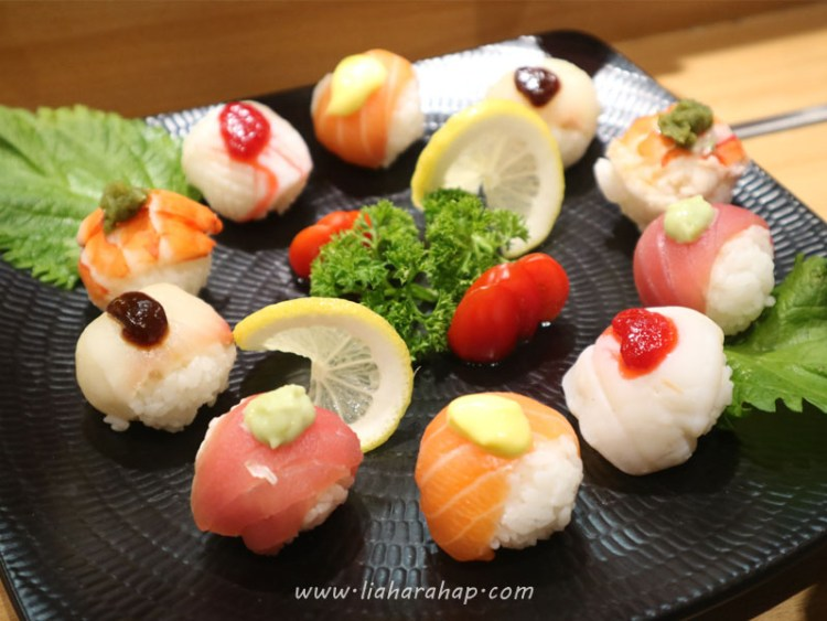 Kaitomi Maru Sushi