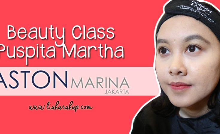 Beauty Class Puspita Martha