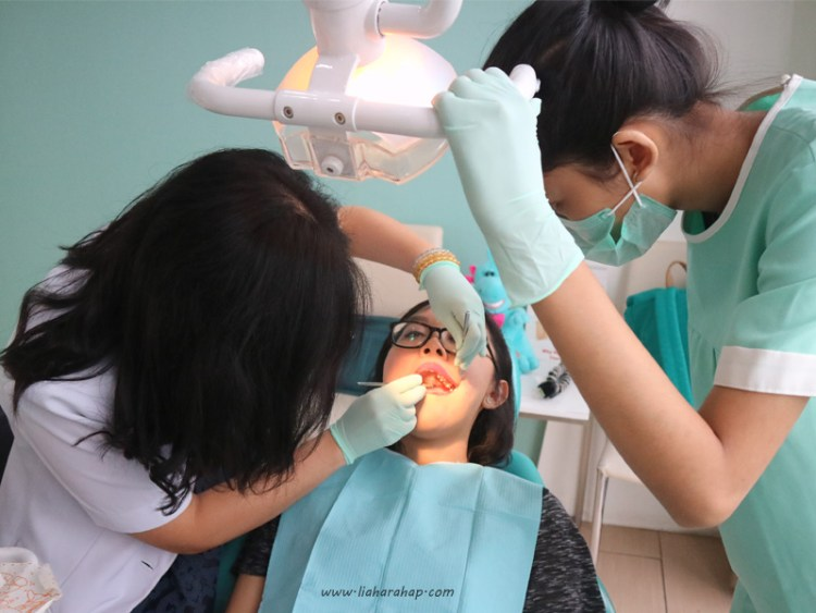 Scaling Gigi Happy Dental