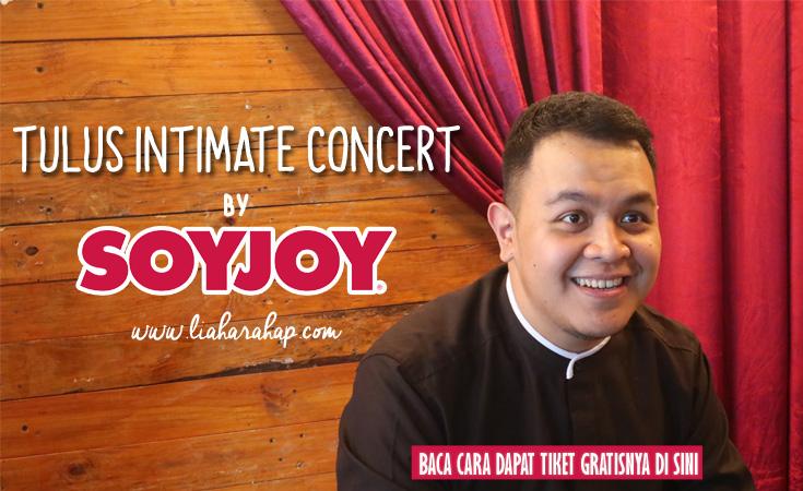 Tulus Intimate Concert