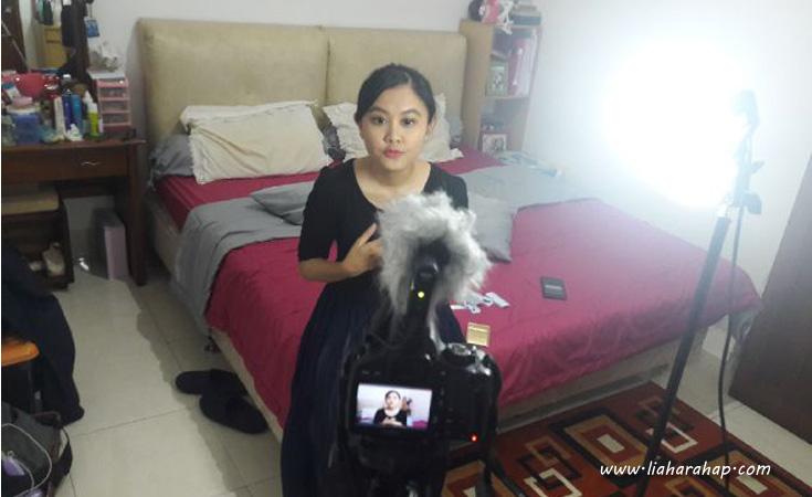 Youtube Channel Lia Harahap