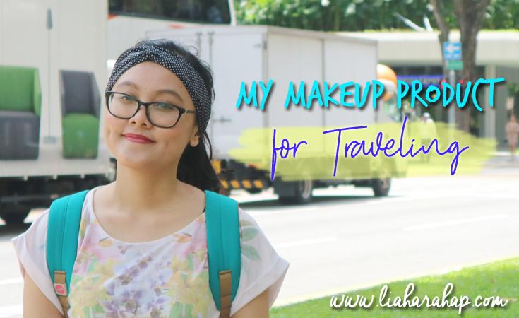 Makeup Yang Dibawa Saat Traveling
