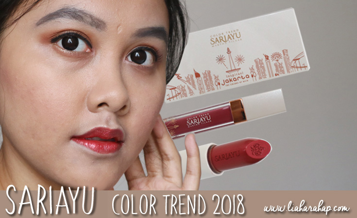 Sari Ayu Color Trend 2018