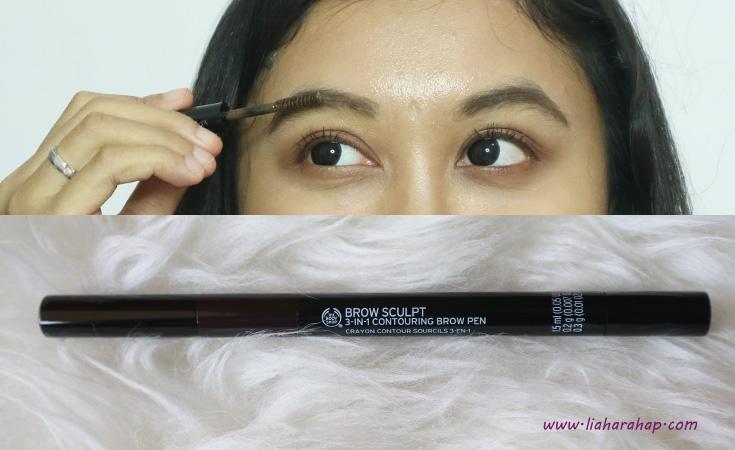 The Body Shop Makeup Eye Brow