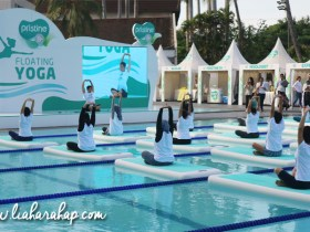 Pristine 8+ Floating Yoga