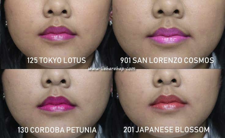 The Body Shop Colour Crush Lipstick