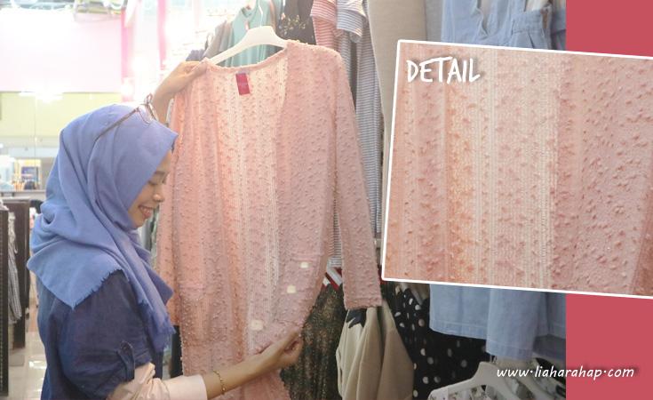 gaya hijab casual