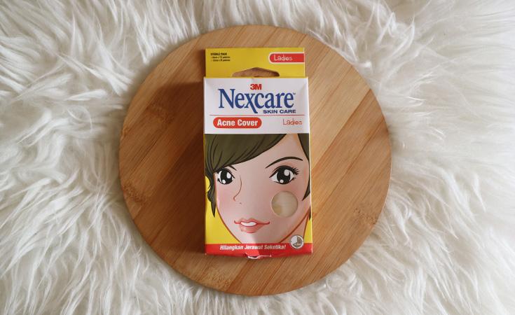 nexcare acne cover