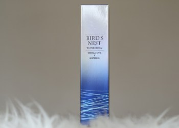 snp bird nest eye cream