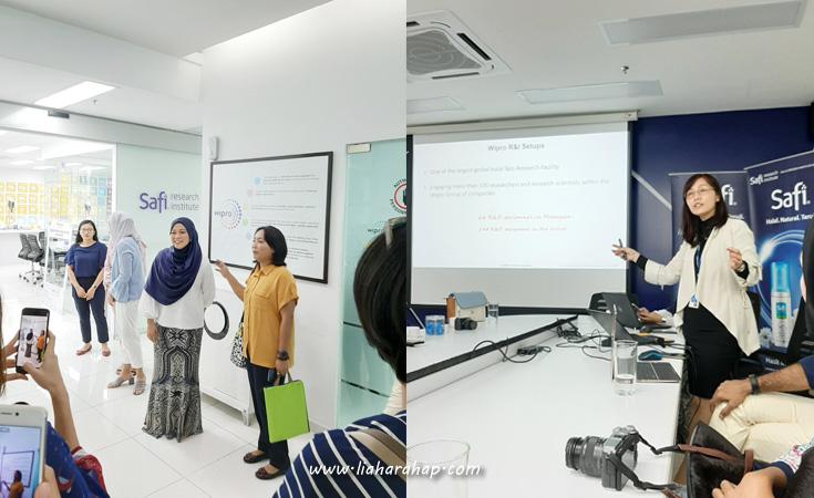 Berkunjung ke Safi Research Institute Malaysia [Part 2