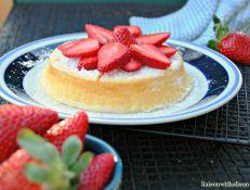 3-ingredient cheesecake
