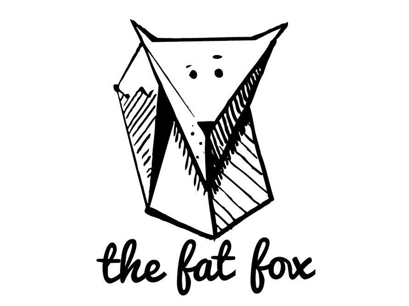 The Fat Fox Mobile App Logo