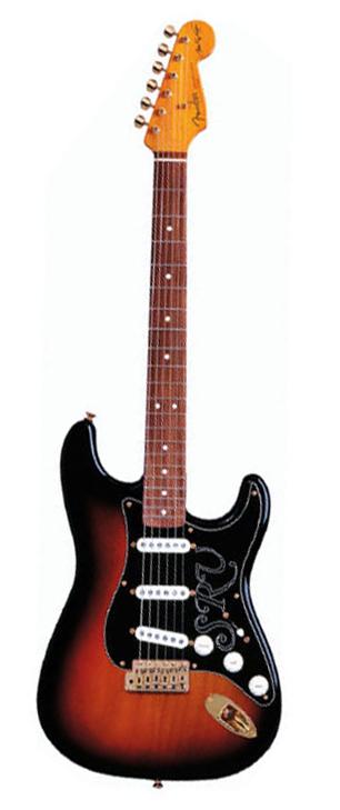 1963 SRV 'Lenny' Stratocaster