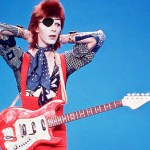 David Bowie's Chameleon Guitar Styles