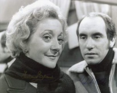 Thelma Barlow & Malcolm Hebden