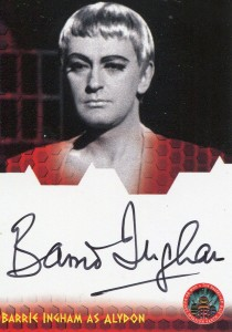 Barrie Ingham