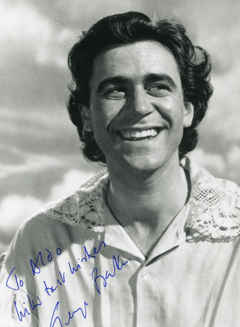 George Baker Archives - Movies & Autographed Portraits ... George Baker