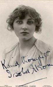 Isobel Elsom
