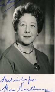 Mona Washbourne