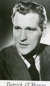 Patrick O'Hagan