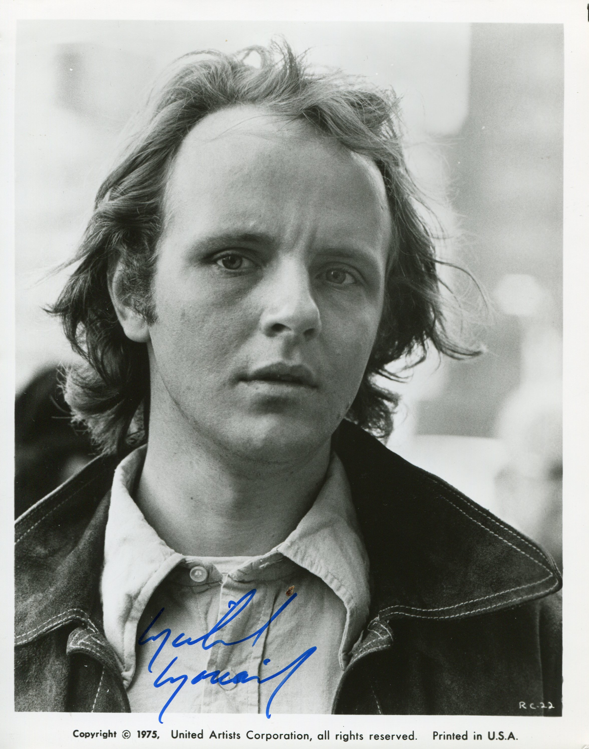 Michael Moriarty Archives - Movies & Autographed Portraits ...  Michael Moriart...