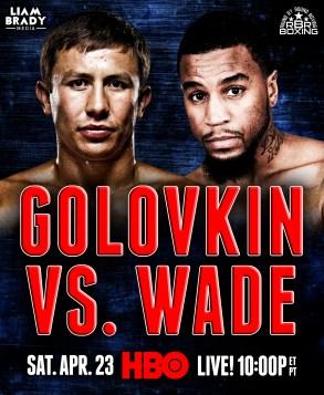 Golovkin vs. Wade