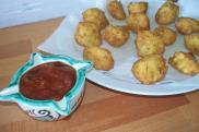 buñelos de patatas cocidas 016