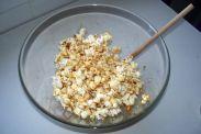 palomitas de maiz con azucar