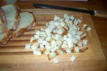 como hacer migas de pan