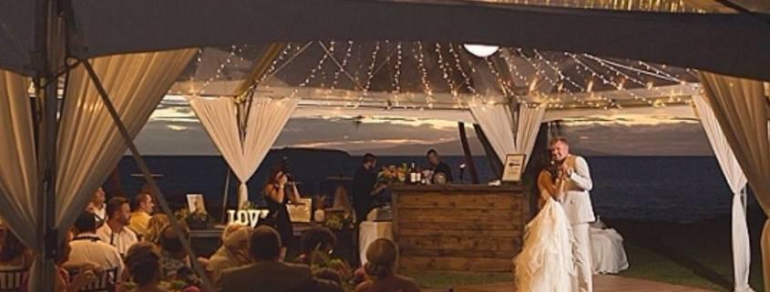 Maui Wedding DJ Liam Grist