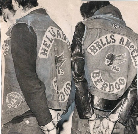 Hells Angels This is a JoJo