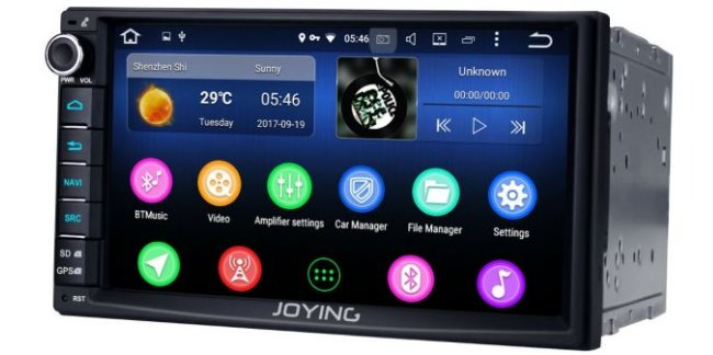 JOYING 7 Auto Head Unit Review
