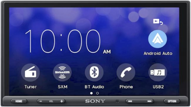 Sony XAV-AX5000 Android Auto Head Unit
