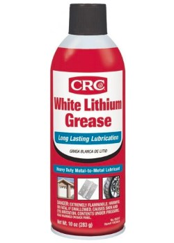 CRC White Lithium Grease Review