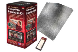 Reach Barrier Garage Door Insulation Kit Review