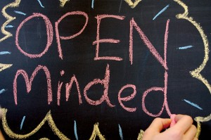 Be Opened Minded in Social Media Marketing Efforts