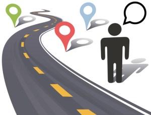 Pitstops in Customer Journey