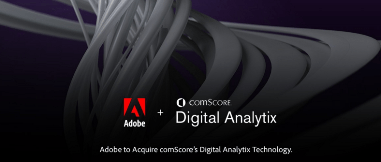 Adobe Acquires Comscore DAX Technologies