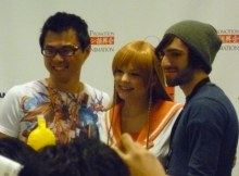 Anime Expo 2011: Megatokyo, Danny Choo, new Gundam, and more! 1