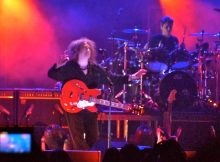 "The Cure ""Reflections"" Night 1 at the Pantages Theater 8"