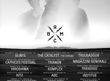 BRMC North American Tour announced! 7