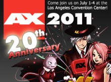 Anime Expo 2011 Schedules 6