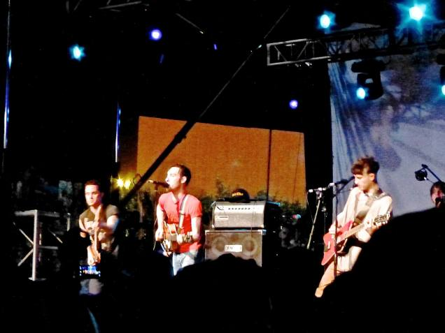 The Black Lips @ Moon Block Party