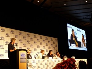 Battlestar Panel at WonderCon 2015