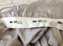 REVIEW: GhostBed Luxury Sheets - sleep well tonight 27